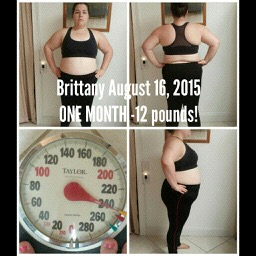 Brittany Wood Shows Results from Our Personal Training Services in Greenbelt, MD