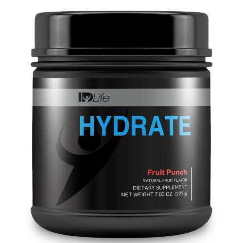Hydrate Jar - Fruit Punch